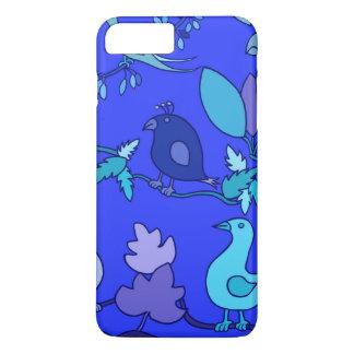 Blue Birds iPhone 8 Plus/7 Plus Case