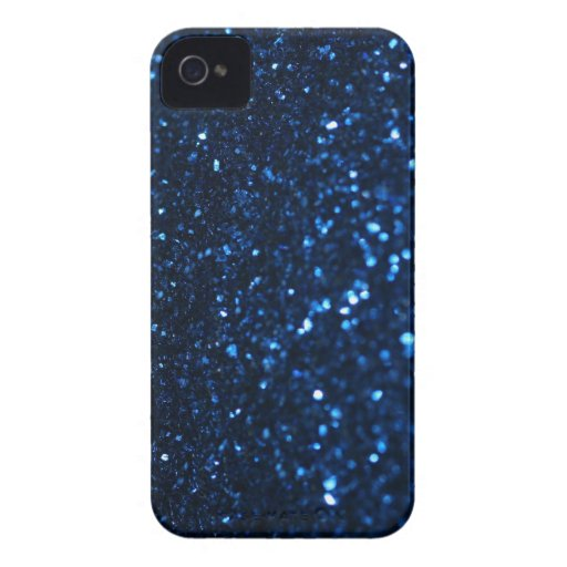 Blue black glimmer iphone 4 case mate cases zazzle for Grove iphone 4 case