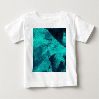 Blue-Black painting Baby T-Shirt