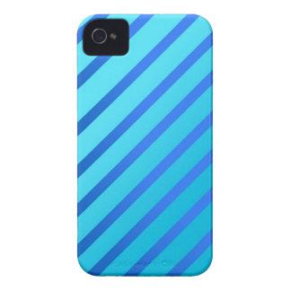 Blue Blackberry Bold Case