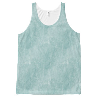 Blue Bliss All-Over Print Tank Top