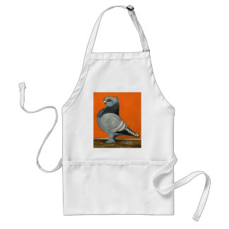 Blue Blondinette Pigeon Standard Apron