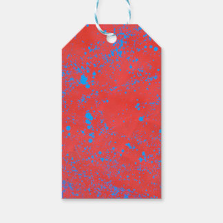 BLUE BLOOD GIFT TAGS