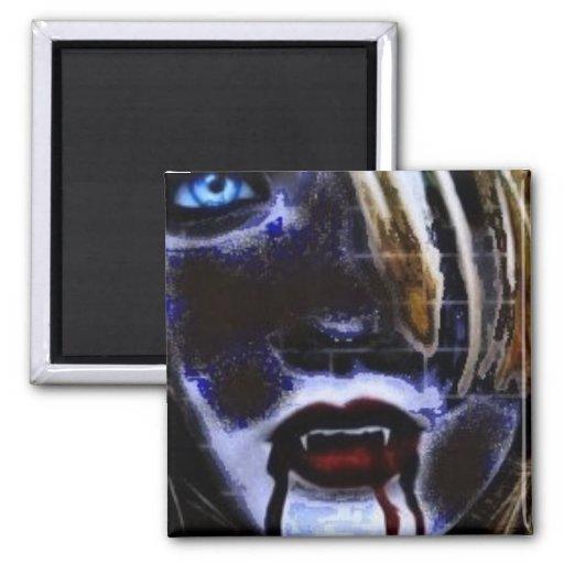 Blue Blood Vamp Magnet