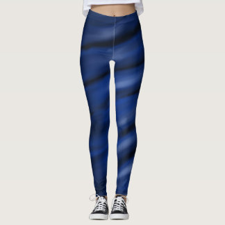 Blue Blur - Leggings