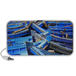 Blue Boats Notebook Speakers