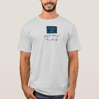 Blue Boombox T-Shirt