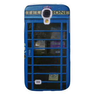 blue booth 3 casing samsung galaxy s4 case