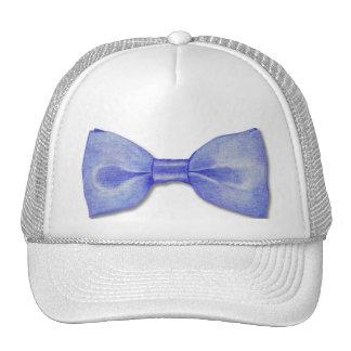 Blue Bowtie Hat