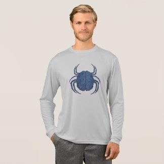 Blue Brain Bug T-Shirt