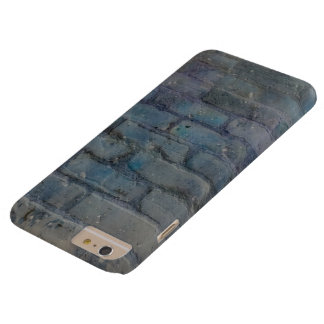 Blue brickwork phonecase barely there iPhone 6 plus case