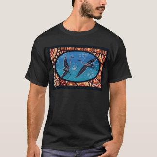 BLUE BROLGA DREAMING T-Shirt