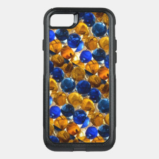 Blue Brown Marble Otterbox Case