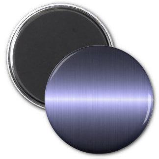 blue brushed strong magnet
