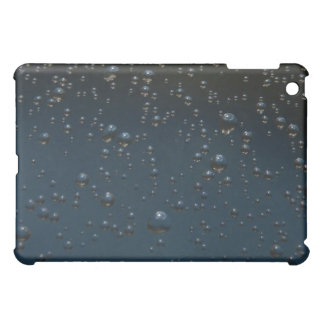 Blue Bubbles iPad Mini Case