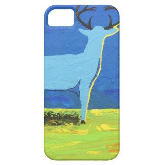 Blue Buck iPhone 5 Case