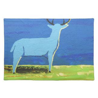 Blue Buck Placemat
