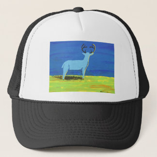 Blue Buck Trucker Hat