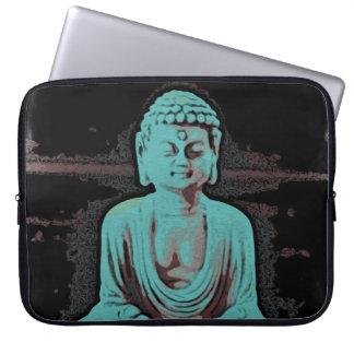 Blue Buddha Laptop Sleeve