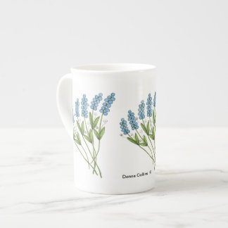 Blue Buds Bone china Mug