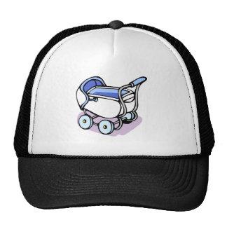 blue buggy cap