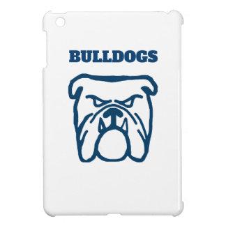 Blue Bulldog Cover For The iPad Mini