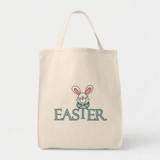 Blue Bunny Easter T-shirts and Gifts Bag
