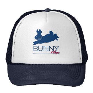 Blue Bunny Hop Cap