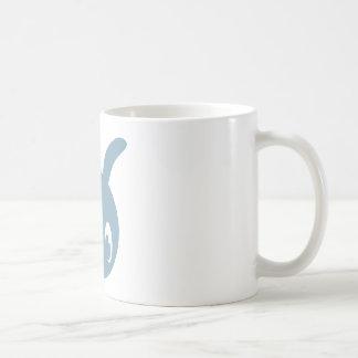 Blue Bunny Coffee Mug