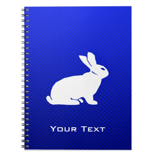 Blue Bunny Note Books