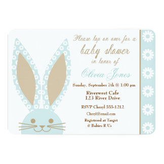 bunny rabbit baby shower gifts t shirts art posters other gift