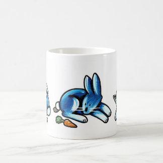 Blue Bunny Rabbit Mug