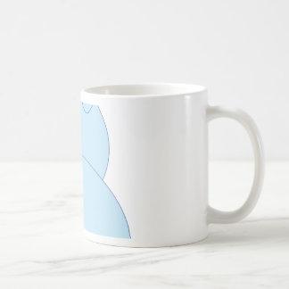 Blue Bunny Rabbit Mugs