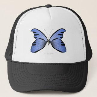 Blue Butterfly 2 Azure Huntsman Trucker Hat