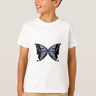 Blue Butterfly 4 Blue Marsh Maid T-Shirt