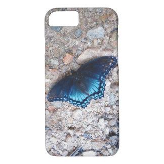 Blue Butterfly Case