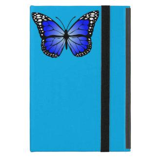 Blue Butterfly iPad case