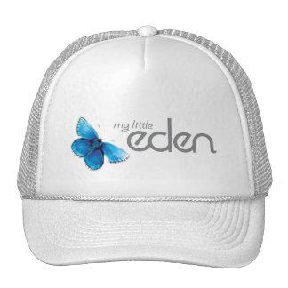 Blue butterfly my little eden hat