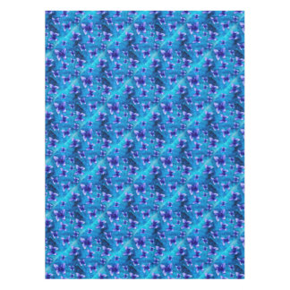Blue Butterfly Summer. Tablecloth