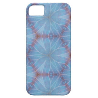 Blue Butterfly Wing Caleidoscopic iPhone 5 Cases