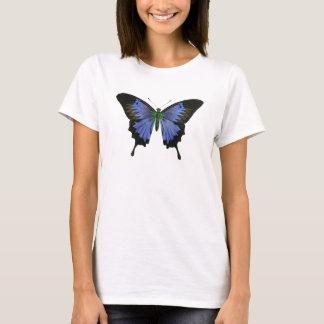 Blue Butterfly Women's Basic T-shirt