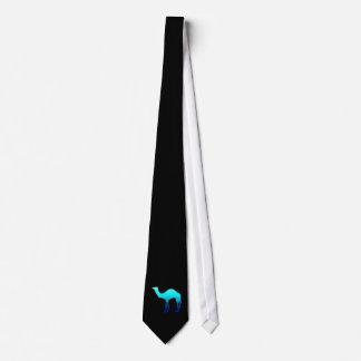 Blue Camel Tie