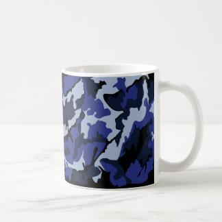 Blue Camo, 11oz Classic Mug