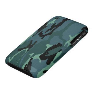Blue Camo Case-Mate iPhone 3 Cases
