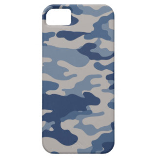 Blue Camo Case-Mate iPhone 5 Cover