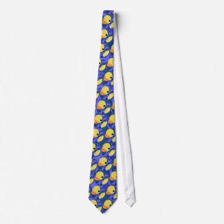 Blue Camo Rubber Ducky Tie