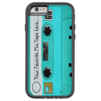Blue Cassette Tough Xtreme iPhone 6 Case