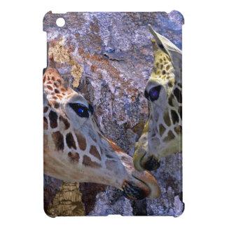 Blue Cave Giraffes Children's Fantasy Cover For The iPad Mini