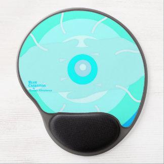 Blue ChaKation Mousepad Gel Mouse Pad