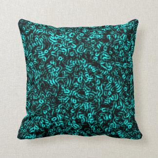 Blue Chaos Dream Cushion